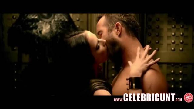 Big Tits Nude Celebrity MILF Eva Green Fucks on Camera