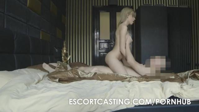 Spinner Teen Escort Secretly Filmed getting Anal and Giving Ass to Mouth