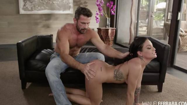 Ass to mouth fuck for stunning babe Kissa Sins