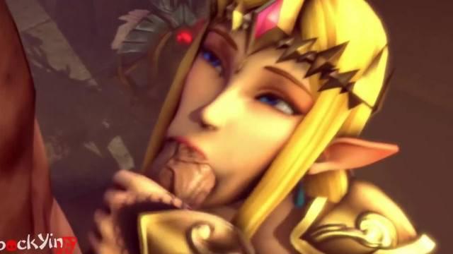 Fapzone Princess Zelda