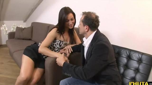 Fhuta Simone Peach Submits to Intense Anal Therapy