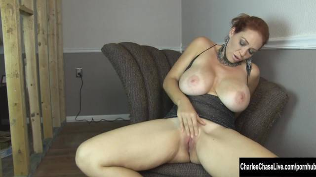 Horny MILF Charlee Chase Pussy needs Pleasing