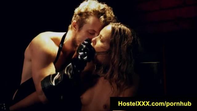 HostelXXX Liza Rowe Taxi to BDSM Torment