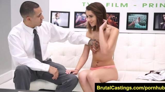 FetishNetwork Joseline Kelly BDSM Casting Interview
