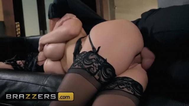 Brazzers Victoria June Shows off her Big Tits and Dsls