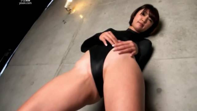Japanese Swimsuits and Leotards with sexy model