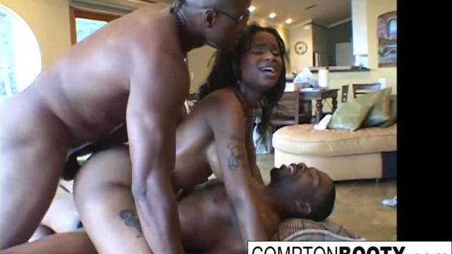 Caramel Loves getting her Pussy Beaten up