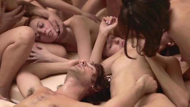 Under the Covers Orgy mix