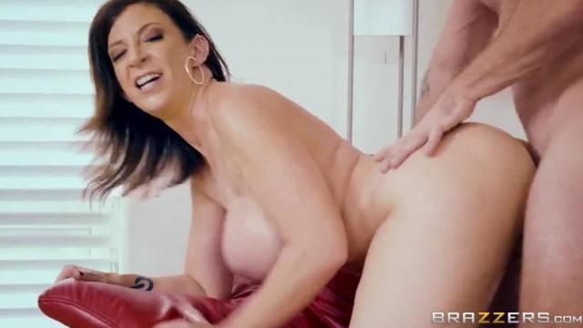 Dirty MILF Sara Jay Fucks hers Sons Friend Brazzers