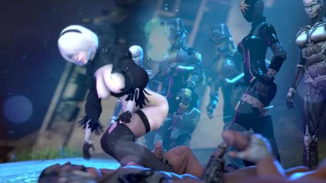 Trailer of the Collector Edition Yorha Plan
