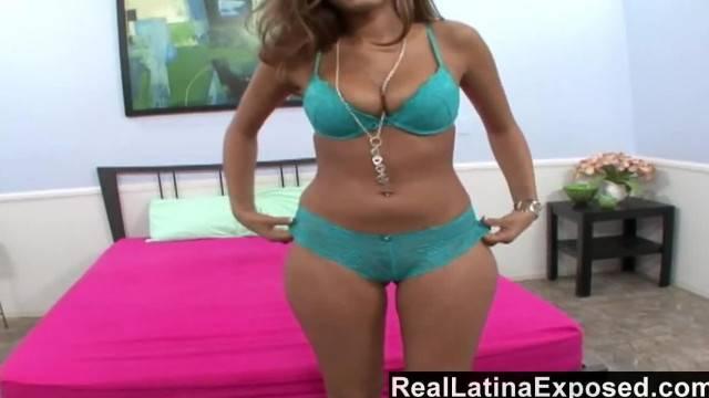 Reallatina Young Latina Pussy Drilled