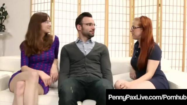 Penny Pax Jay Taylor get Fucked by Alex Legend as Nerds