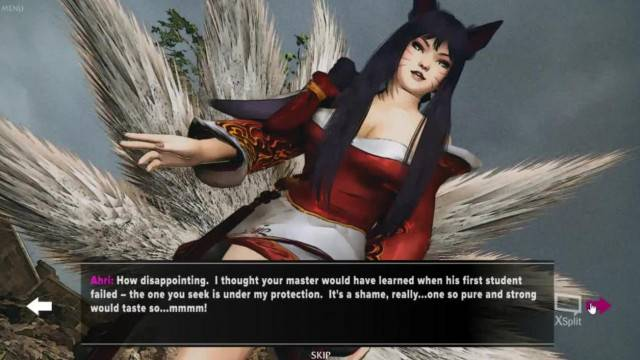 Ahri Huntress of Souls studio FOW