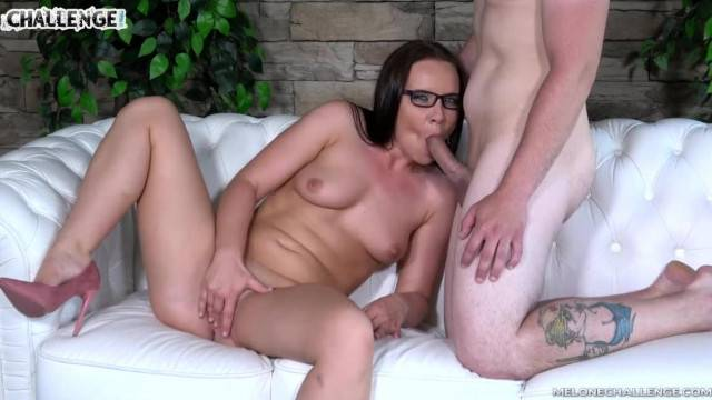Dude can only Cum in Tight Pornstars Pussy and go