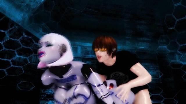 Virtual Robo Pussy full Movie Xalas Approved