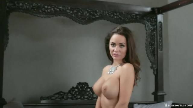 Adrienn Levai Playboy Zen Sex