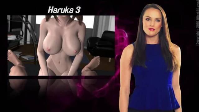 Gorgeous Tori Black presents the latest 3D sex animations