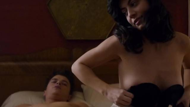 Hot Nude Scene with Hot Alessandra Mastronardi