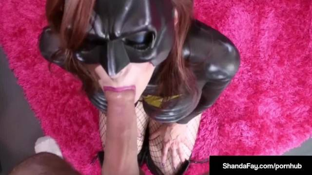 Play Dressup with Hot Wet Cougar Shanda Fay who Fingers a Guy