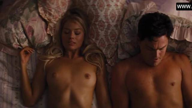 Actress Margot Robbie Nude Full Frontal Sex Scenes