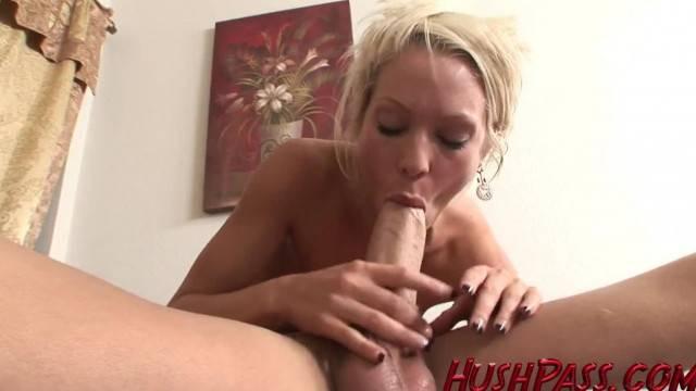 Mykal Sucks and Fucks her Man to Wake him Up