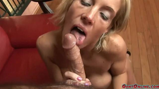 Jordan Sinz Enjoys Titty Fucking and Pussy Drilling