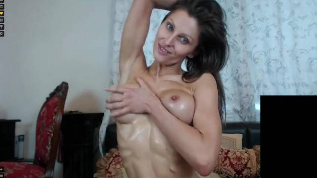 Amazing Fit Body Oil Show