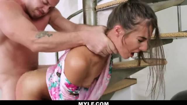 MYLF Seductive MILF Blows her Stepson s Huge Cock