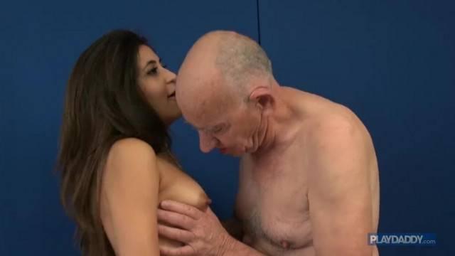 The Return of Grandpa Huge Dick