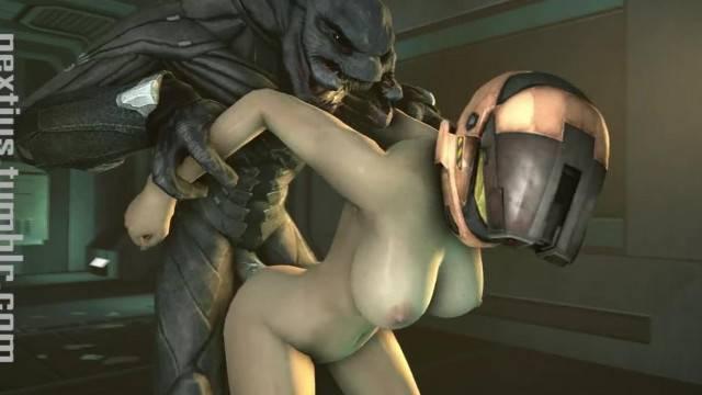 Halo Reach Invasion