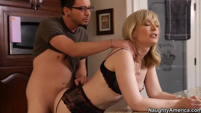 Nina Catches her Son s Friend