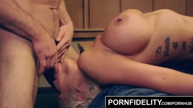 PORNFIDELITY Bridgette B uses Enhanced Interrogation Techniques