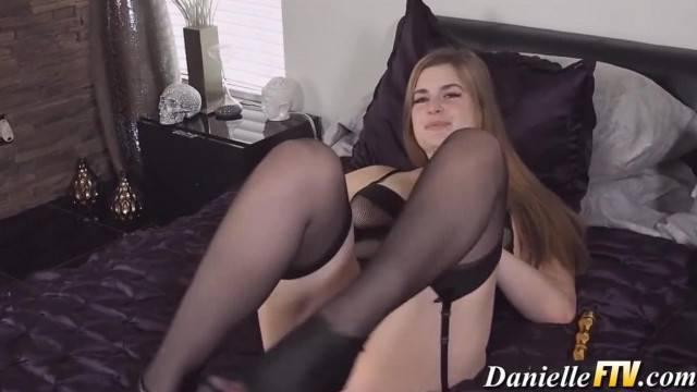 Pornstar Babe in Lingerie