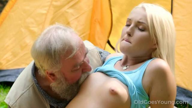Old goes Young Beautiful Morning Starts with Beautiful Orgasms
