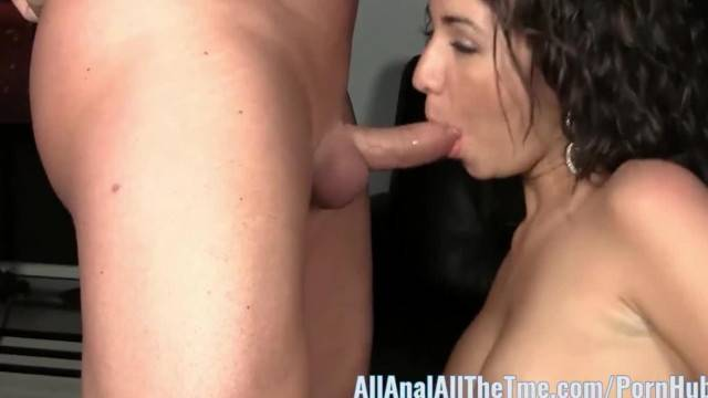 Teen Stephani Moretti gets Fucked in Ass for first Time