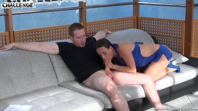Super Hot Pornstar Mea Melone Finally Satisfied by Horny Newcomer