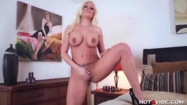 Busty Britney Amber s Screaming Orgasm