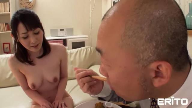Erito Eating out Sexy Neighbor Satomi