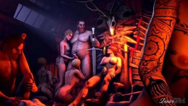 The Queen s Era A Witcher Shortmovie