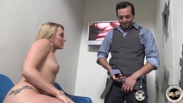 Cuckold Locked in Chastity