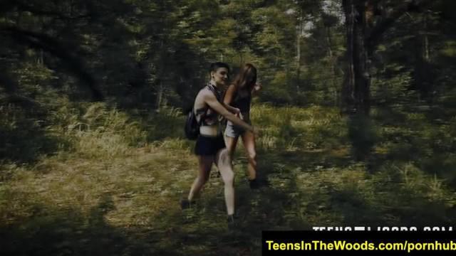 TeensInTheWoods Gina Valentina Sex Slave