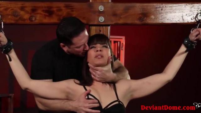 Dirty MILF Dana Dearmond Bound Banged in BDSM Session