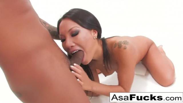 Asa gets Anal Fisting and Fucking Creampie