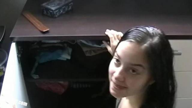 Teen Christin just before she Turns her first Private Porno