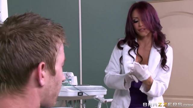 Hot Doctor Monique Alexandertake Big Dick Brazzers