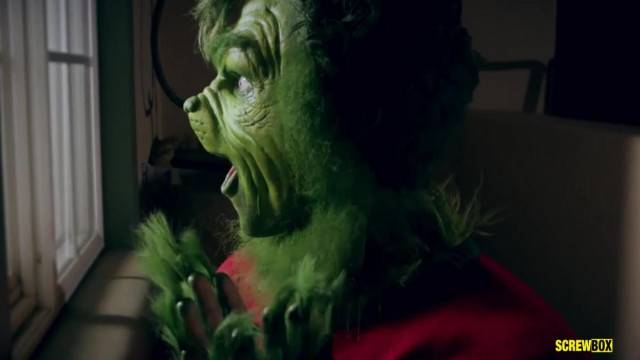 SCREWBOX the Grinch XXX Parody