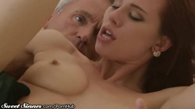 SweetSinner Daddy Fucks Teen Assist while Guests R Partying