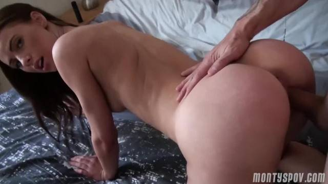 Anal Virgin Destroyed by Big Cock