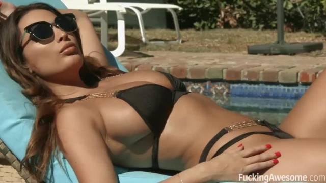 Sexy Babe Anissa Kate Fucks the English Tutor