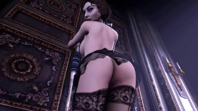 Big Booty SFM Compilation PMV phat Ass Drop SCNDL Remix 3D